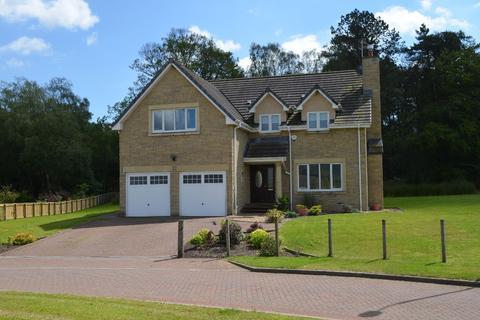 4 bedroom detached house to rent - Dollarbeg Park, Dollar, Stirling, FK14 7LJ
