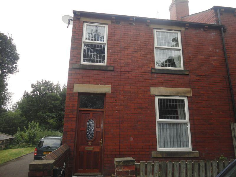 3 Bedrooms End Of Terrace House for sale in Fall Lane, Dewsbury