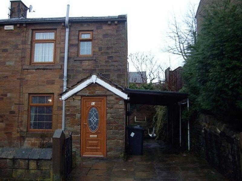 2 Bedrooms Semi Detached House for sale in Kilpin Hill Lane, Dewsbury