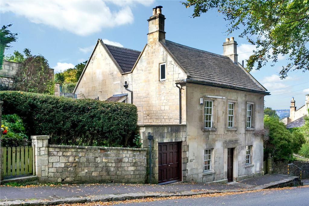 4 Bedrooms Detached House for sale in Bathford Hill, Bathford, Bath, BA1