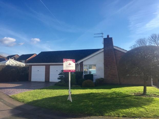 3 Bedrooms Bungalow for sale in Richmond Drive, Melton Mowbray, LE13