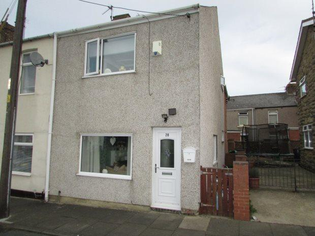 3 Bedrooms Terraced House for sale in WOOD STREET, SPENNYMOOR, SPENNYMOOR DISTRICT