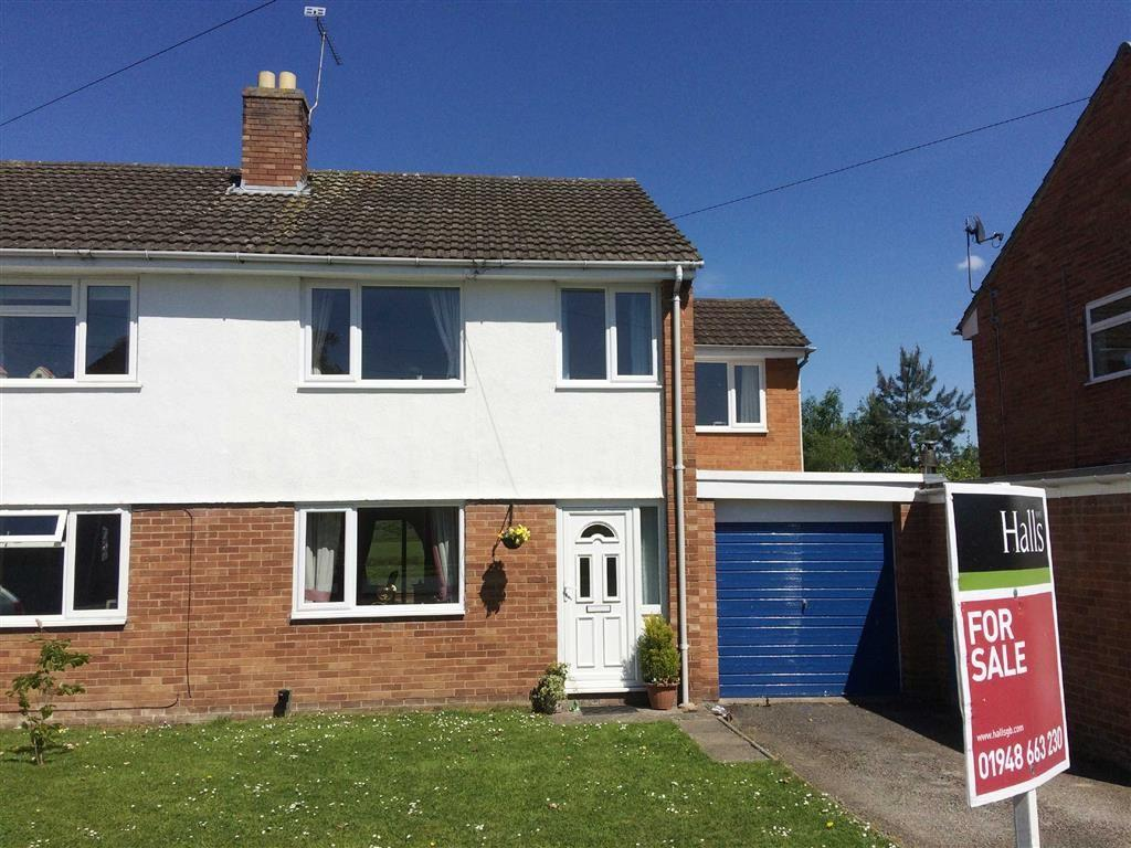 4 Bedrooms Semi Detached House for sale in Wynter Lane, Tilston, SY14