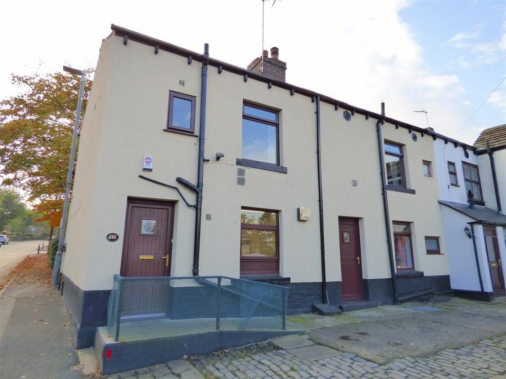 4 Bedrooms Semi Detached House for sale in Whitechapel Road, Cleckheaton