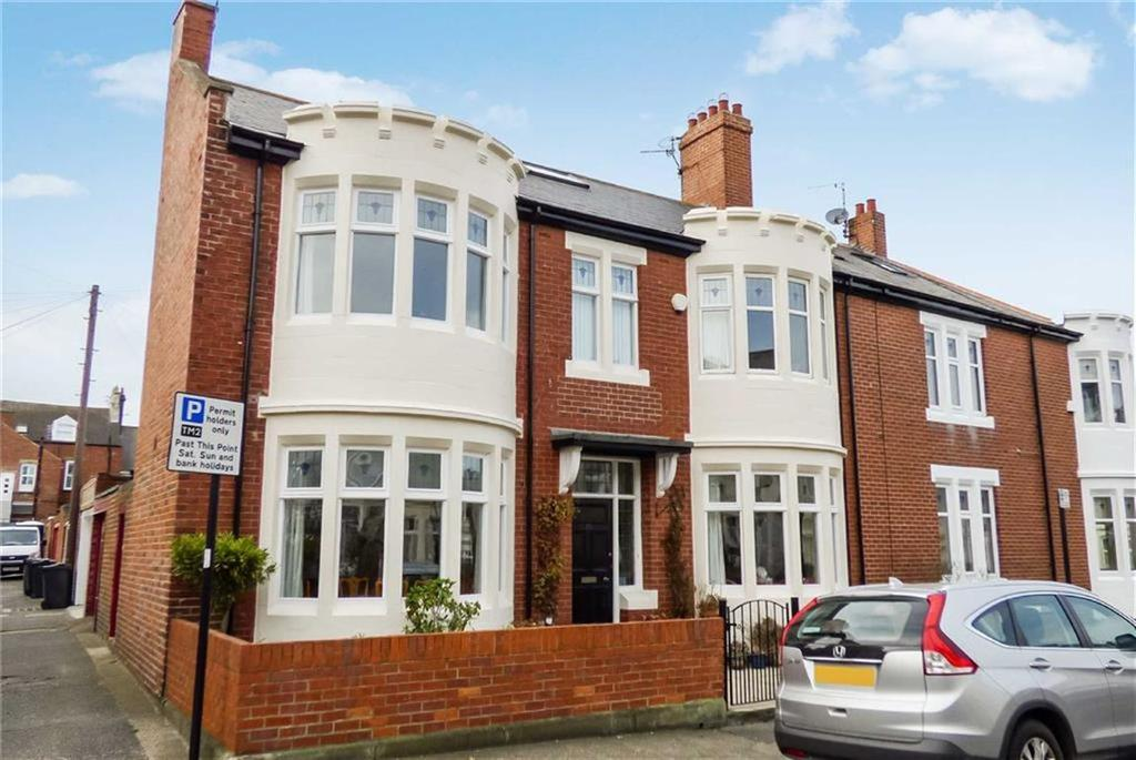 5 Bedrooms Terraced House for sale in Hotspur Street, Tynemouth
