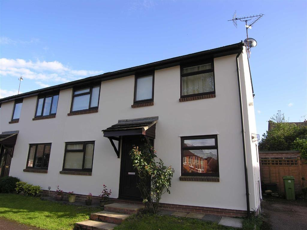 2 Bedrooms Semi Detached House for sale in Eynon Close, Leckhampton, Cheltenham, GL53