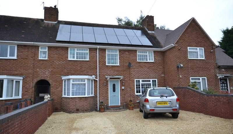 4 Bedrooms Terraced House for sale in East Road, Stourport-On-Severn