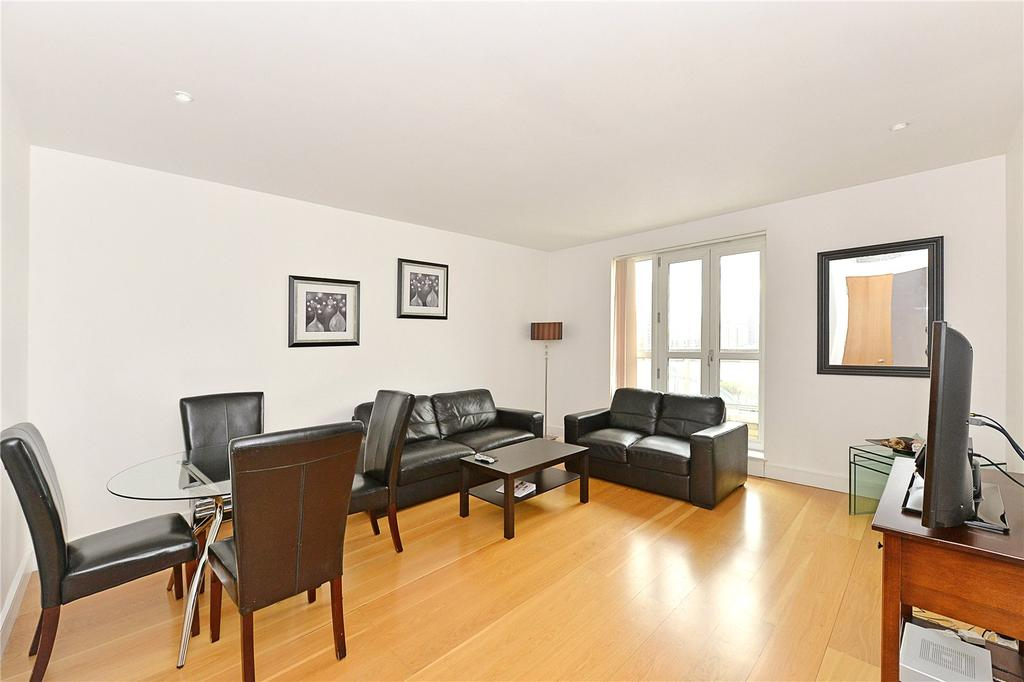 2 Bedrooms Flat for sale in Hanover House, 32 Westferry Circus, London