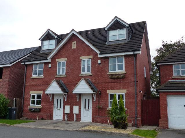 3 Bedrooms Semi Detached House for sale in Cormorant Close,Brownhills,Walsall