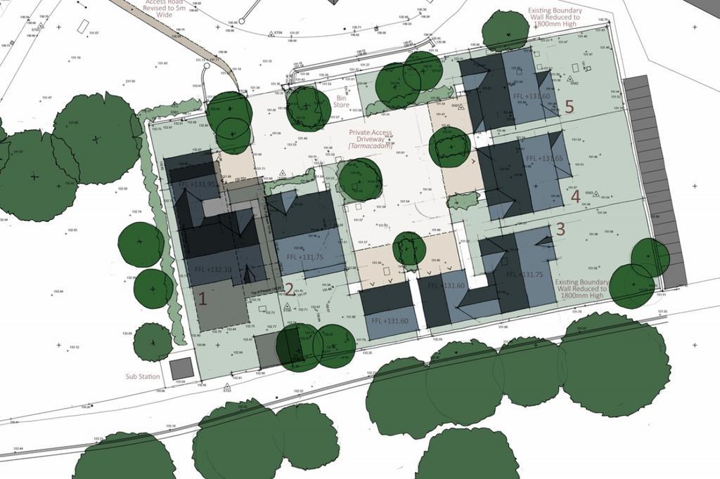 4 Bedrooms Detached House for sale in Merridale Road Merridale Wolverhampton