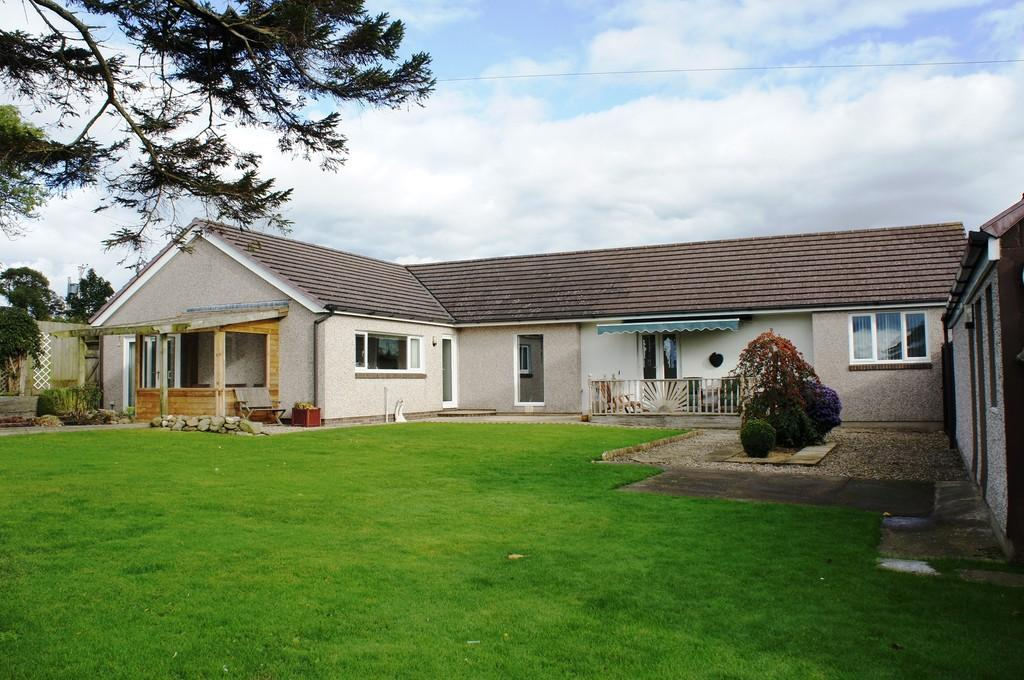 4 Bedrooms Detached Bungalow for sale in Wiggonby, Carlisle