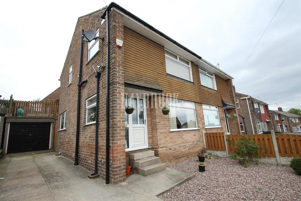 3 Bedrooms Semi Detached House for sale in Orchard Close, Ecclesfield