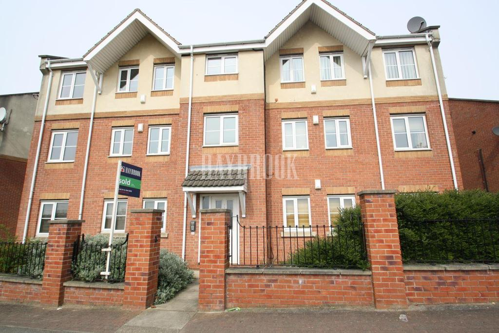 2 Bedrooms Flat for sale in Wulfric Road, Parklands, S2