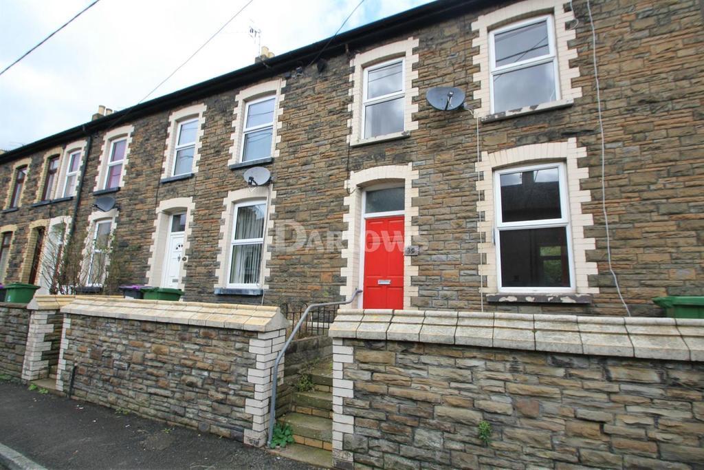 2 Bedrooms Terraced House for sale in Hanbury Road, Pontypool