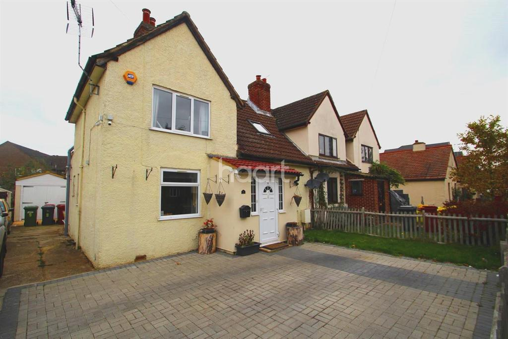 3 Bedrooms Semi Detached House for sale in Harvey Road