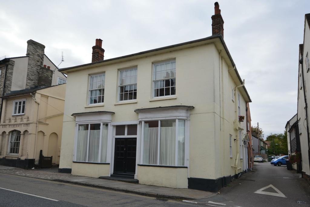 2 Bedrooms Maisonette Flat for sale in Bradford Street, Braintree, Essex, CM7