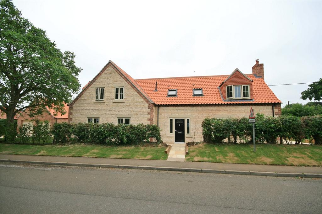4 Bedrooms Detached House for sale in High Street, Caythorpe, NG32