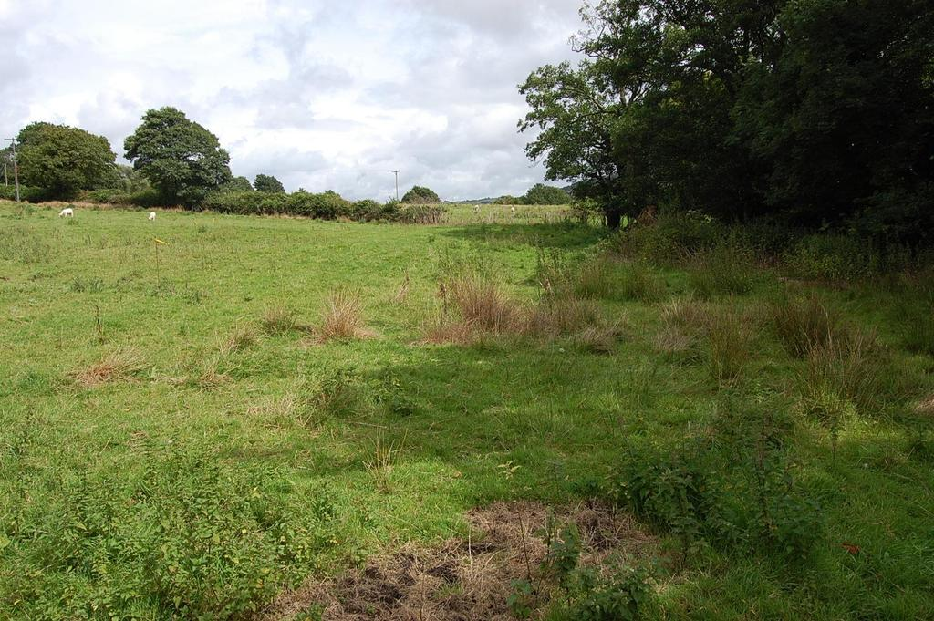 Plot Commercial for sale in Wernddu Road, Ammanford