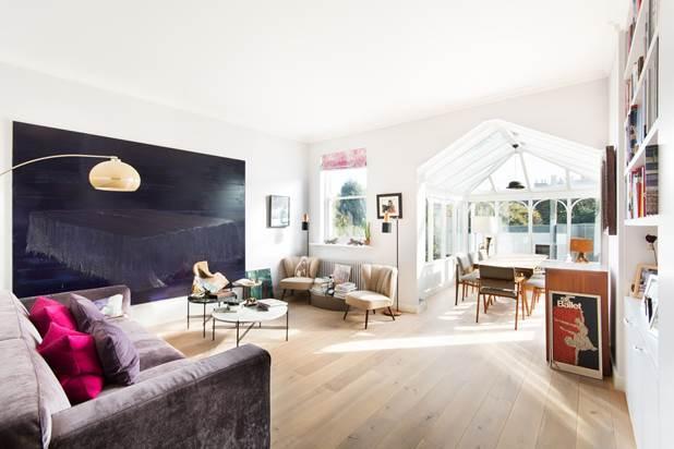 2 Bedrooms Flat for sale in Pembridge Villas, London, W11