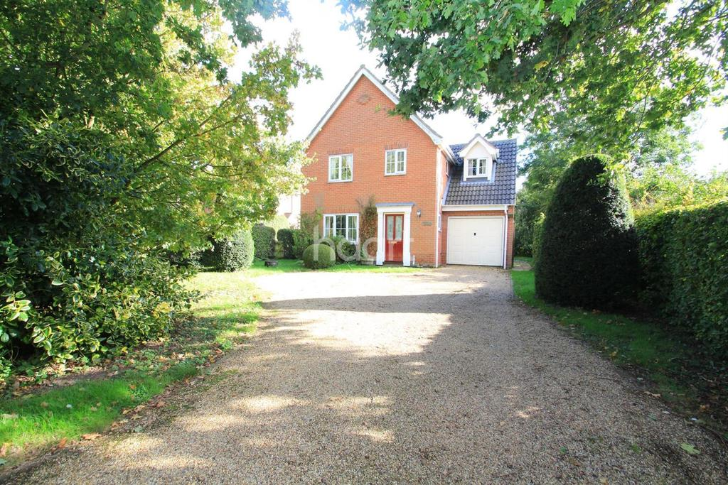 4 Bedrooms Detached House for sale in Barnham Broom, NR9
