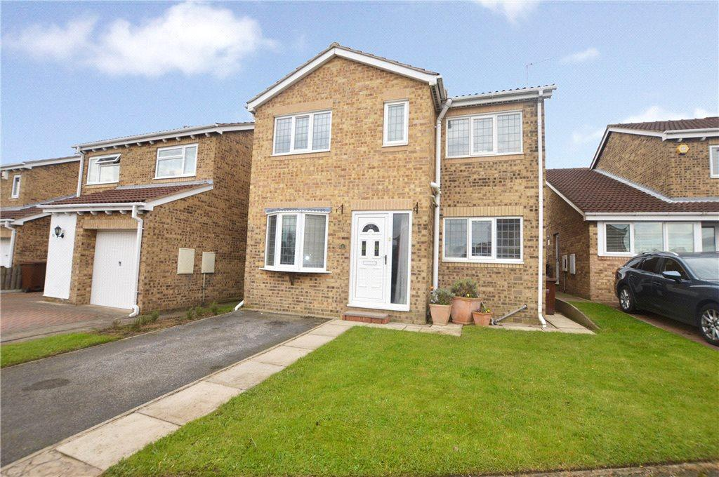 4 Bedrooms Detached House for sale in Hastings Court, Altofts, West Yorkshire