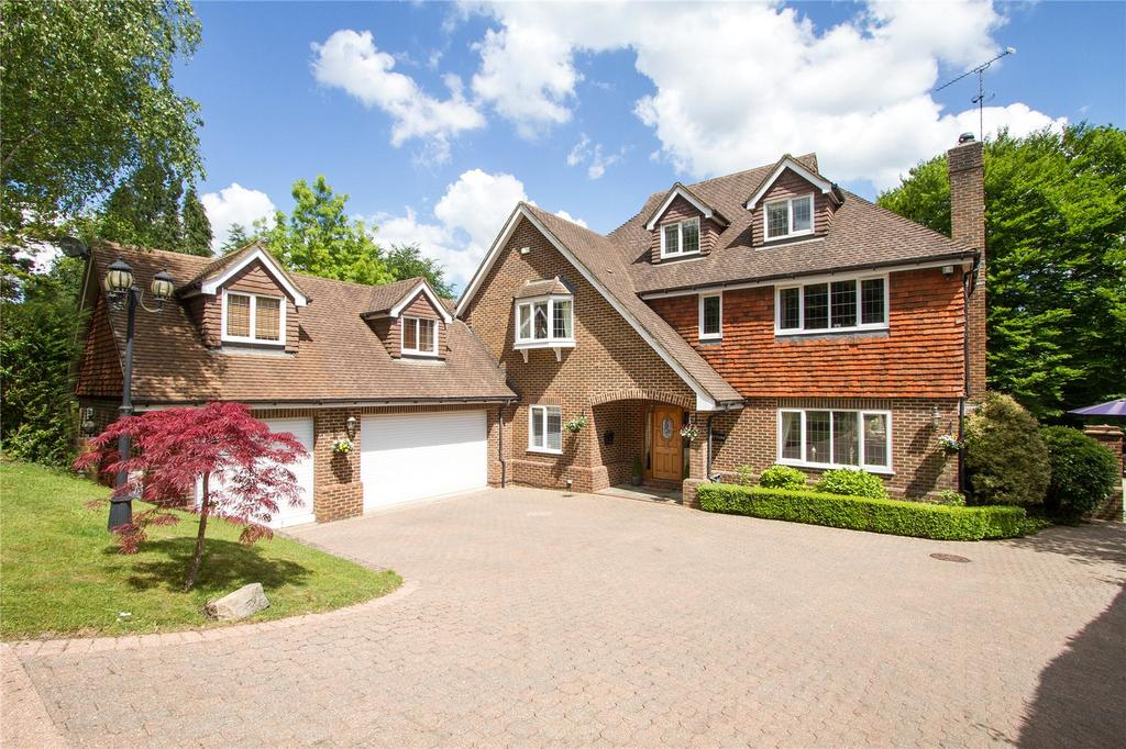 6 Bedrooms Detached House for sale in Farnham Lane, Haslemere, Surrey