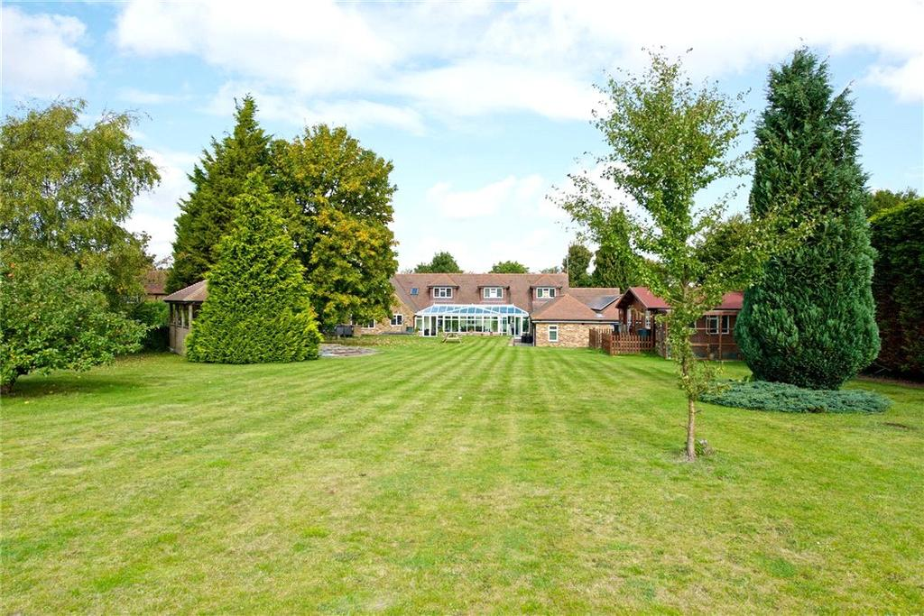 5 Bedrooms Detached House for sale in Oddley Lane, Saunderton, Princes Risborough, Buckinghamshire, HP27