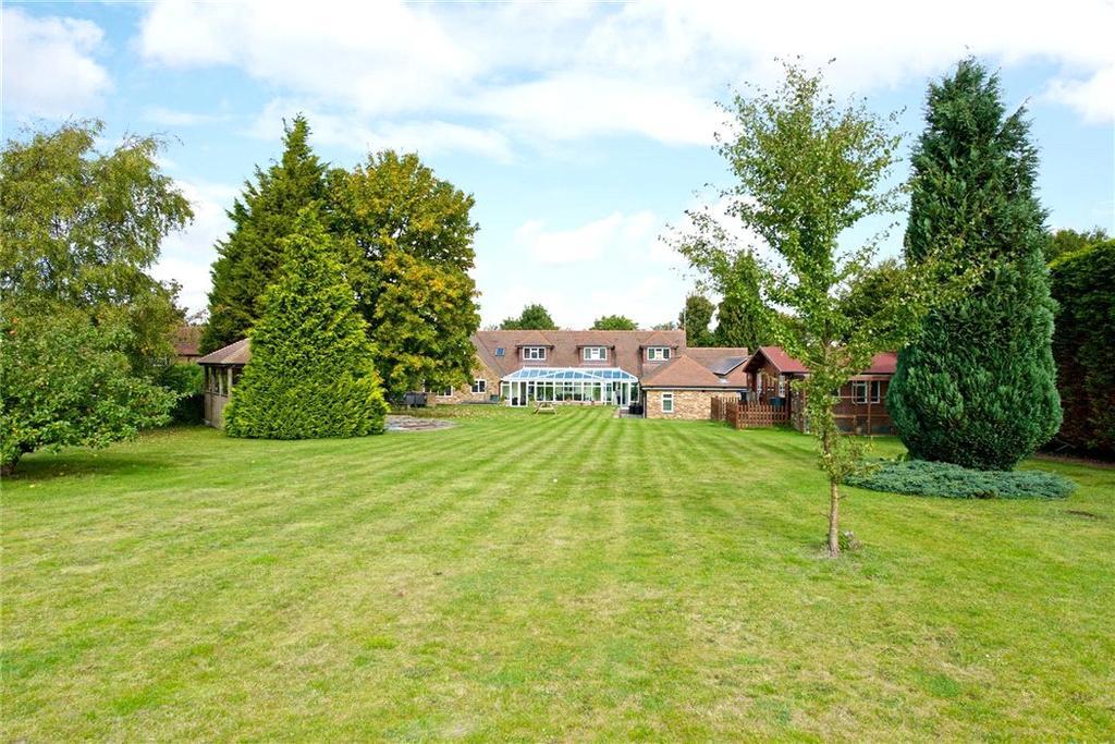 5 Bedrooms Detached House for sale in Oddley Lane, Saunderton, Princes Risborough, Buckinghamshire, HP27
