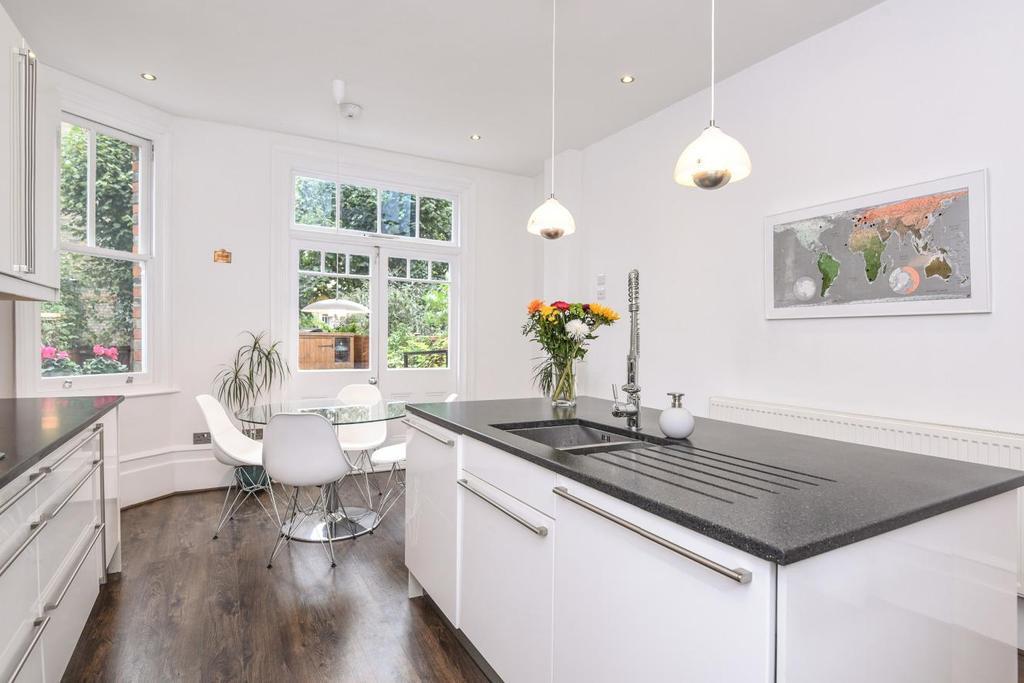 3 Bedrooms Flat for sale in Milton Avenue, Highgate, N6