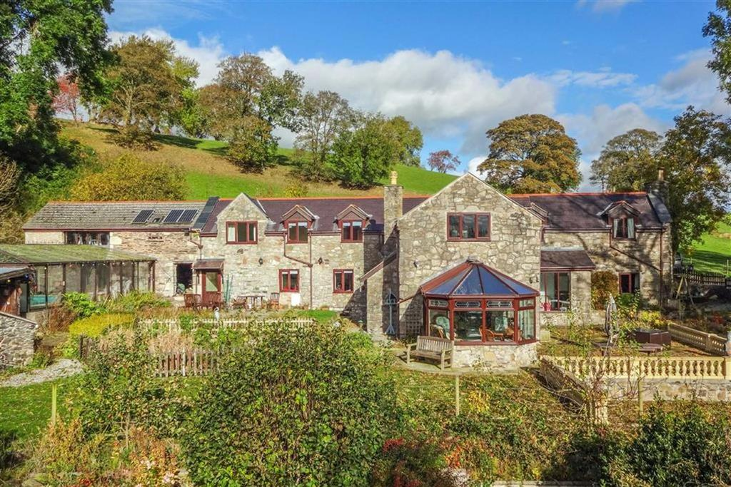 5 Bedrooms Detached House for sale in Back Road, Llanarmon-yn-Ial, Mold