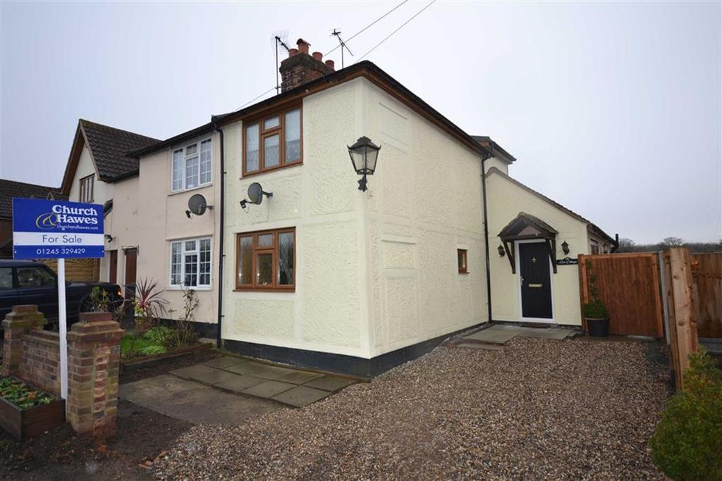 3 Bedrooms Cottage House for sale in Main Road, Rettendon Common, Essex