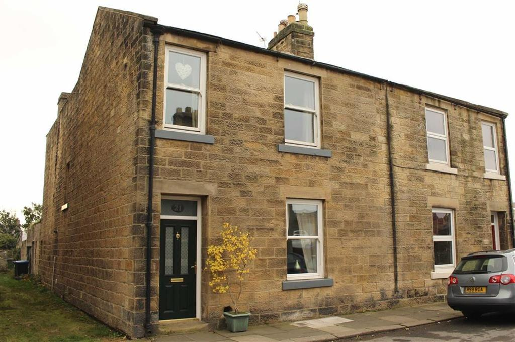 4 Bedrooms Semi Detached House for sale in Marshall Street, Barnard Castle, County Durham