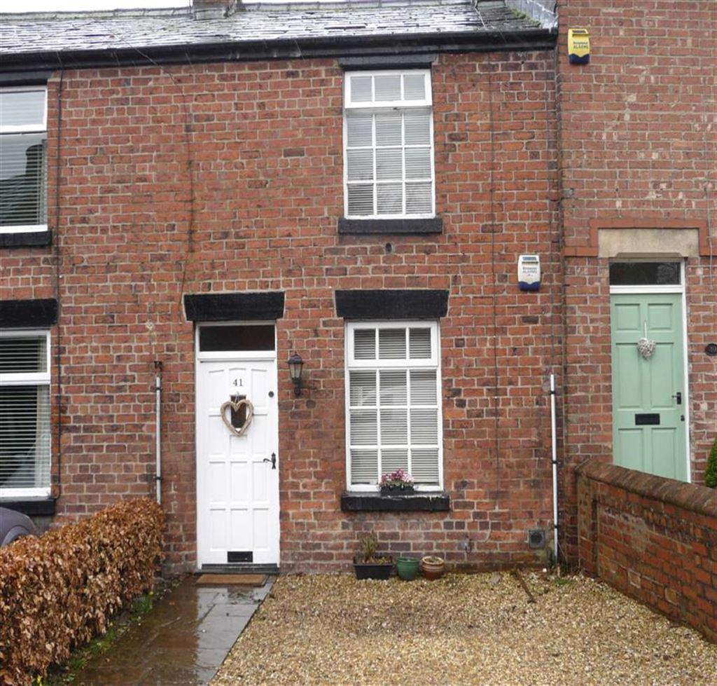 2 Bedrooms Terraced House for sale in Drinkhouse Road, Croston, PR26