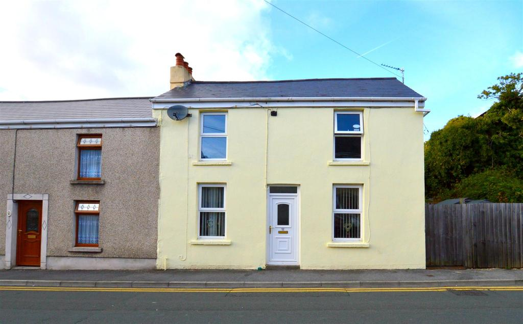 3 Bedrooms Semi Detached House for sale in Heol Wallasey, Ammanford