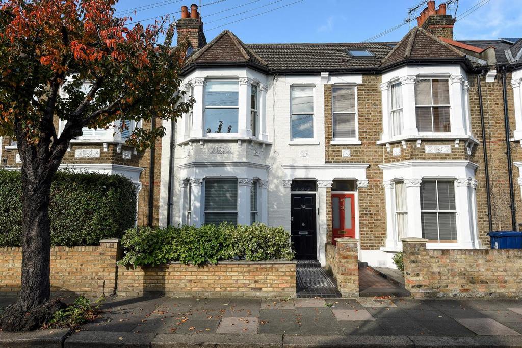 2 Bedrooms Flat for sale in Bridgman Road, Chiswick, W4
