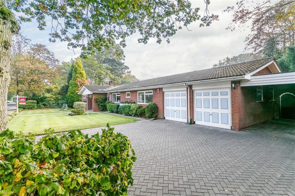 4 Bedrooms Detached Bungalow for sale in Hardwick Road, Little Aston, Sutton Coldfield