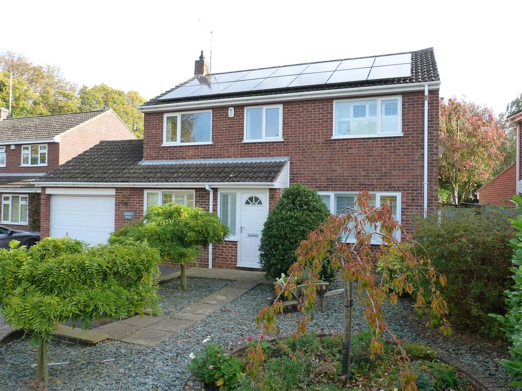 4 Bedrooms Detached House for sale in Church Street, Naseby, Northampton