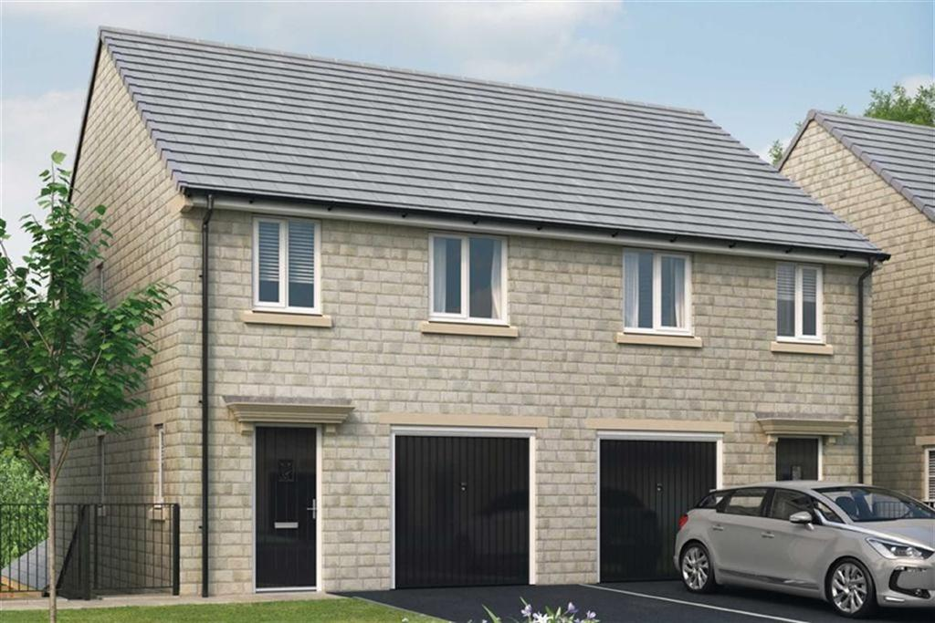 3 Bedrooms Mews House for sale in The Edgerton, Lindley Park, Lindley, HD3