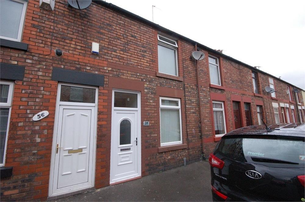 3 Bedrooms End Of Terrace House for sale in Graham Street, Fingerpost, ST HELENS, Merseyside
