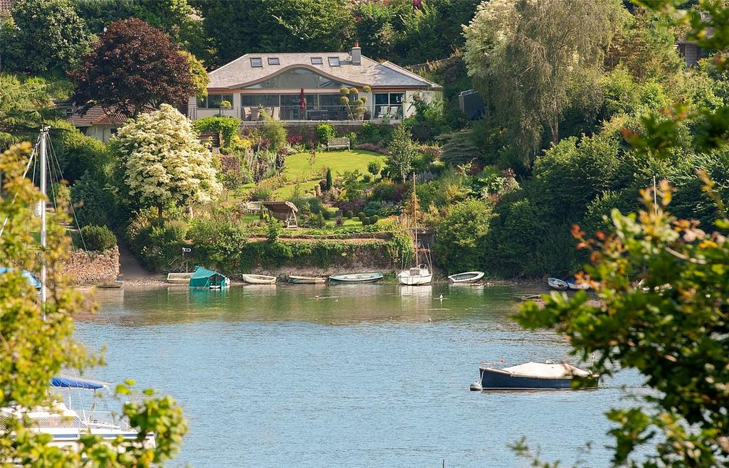 4 Bedrooms Detached House for sale in Lower Street, Dittisham, Dartmouth, TQ6