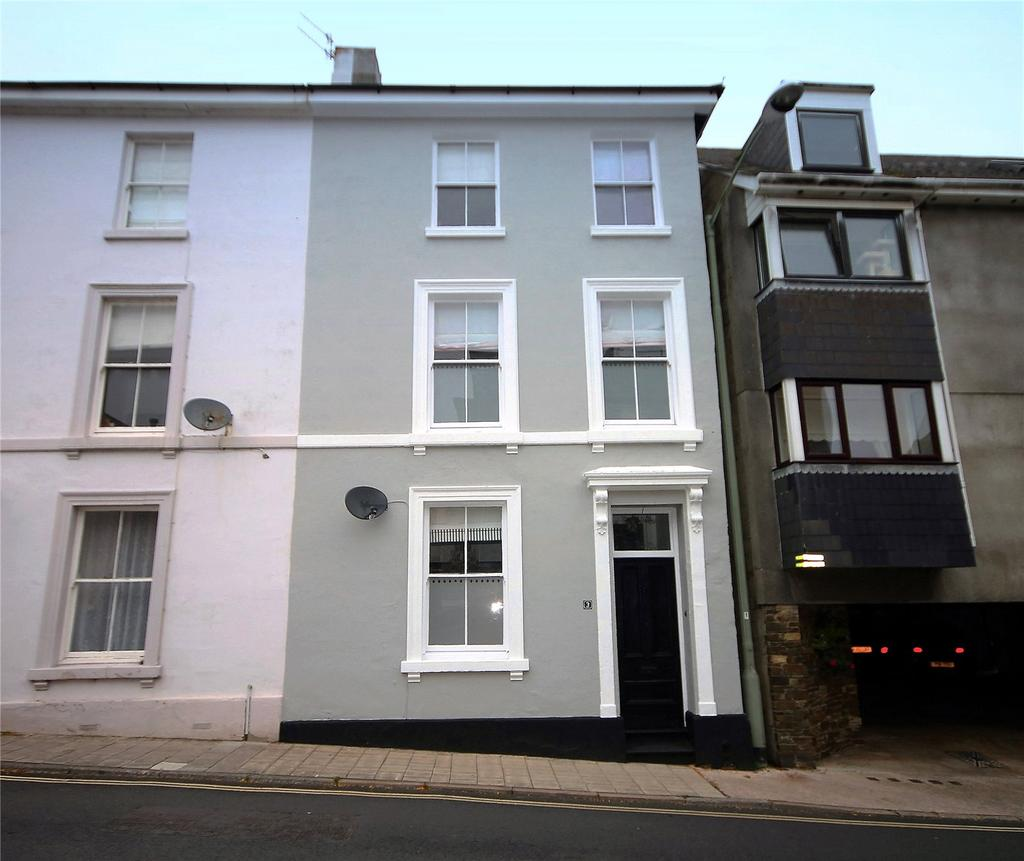 4 Bedrooms House for sale in Duncombe Street, Kingsbridge, Devon, TQ7