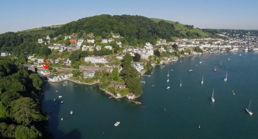 4 Bedrooms Detached House for sale in Castle Road, Dartmouth, TQ6