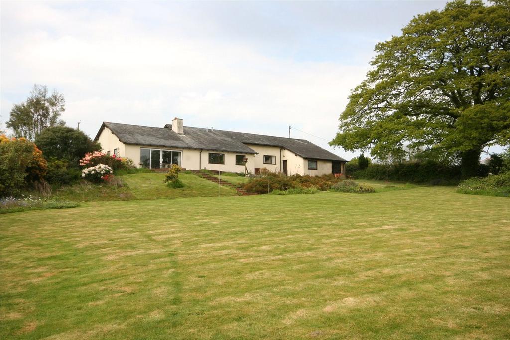 4 Bedrooms Detached Bungalow for sale in Blackawton, Totnes, Devon, TQ9