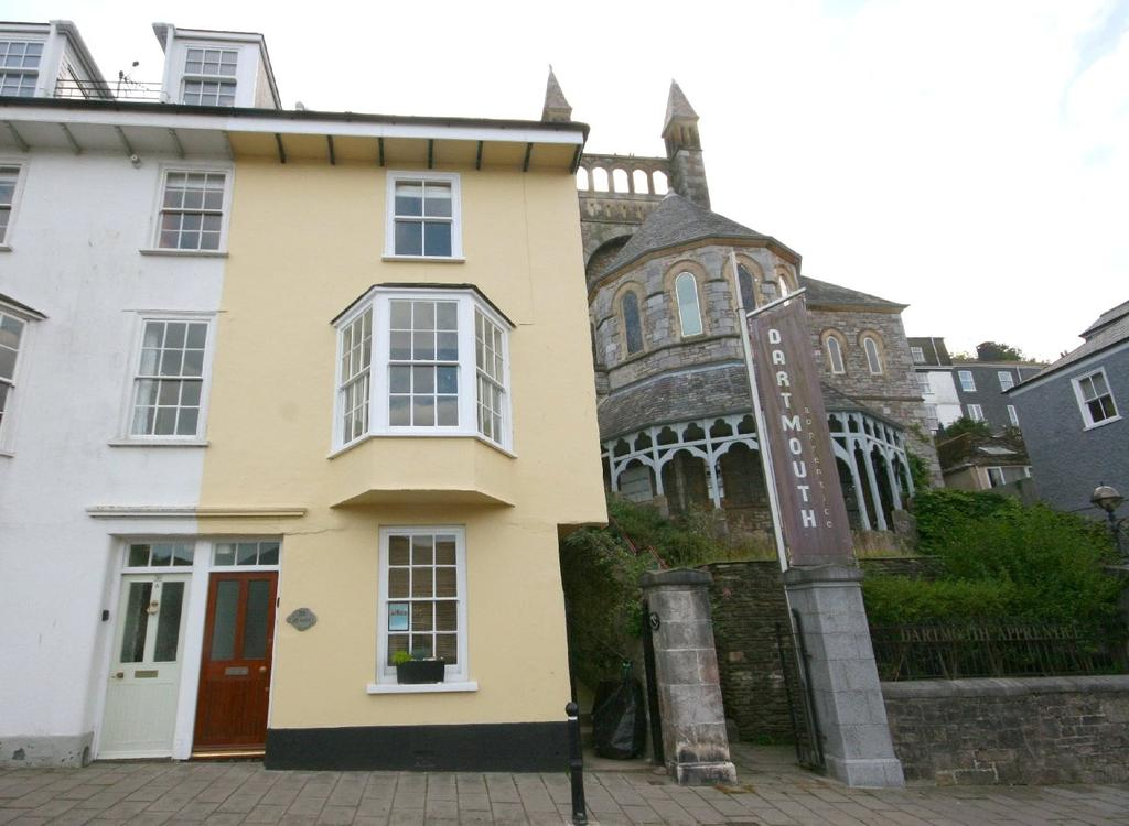 3 Bedrooms Terraced House for sale in Newcomen Road, Dartmouth, TQ6