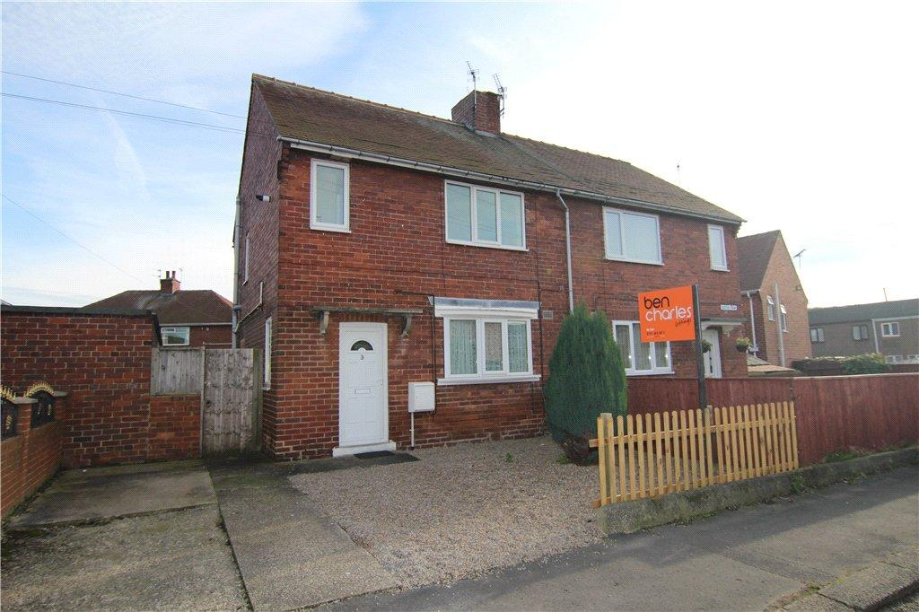 2 Bedrooms Semi Detached House for sale in Castle View, Esh Winning, Durham, DH7