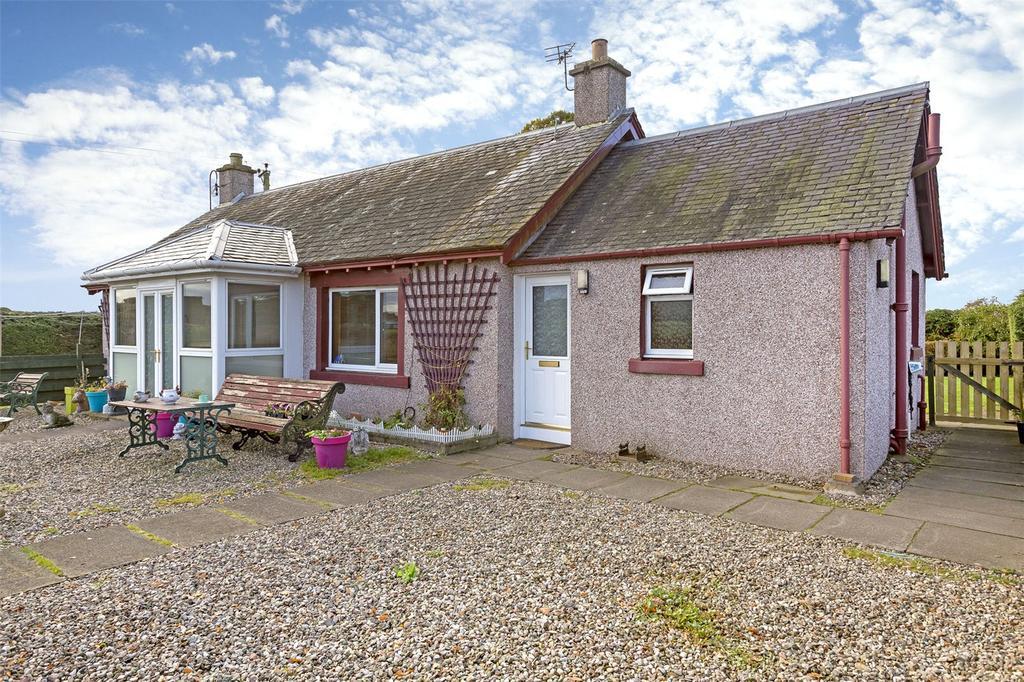 2 Bedrooms Detached Bungalow for sale in Barlee Cottage, West Redstone, Burrelton, Blairgowrie, PH13