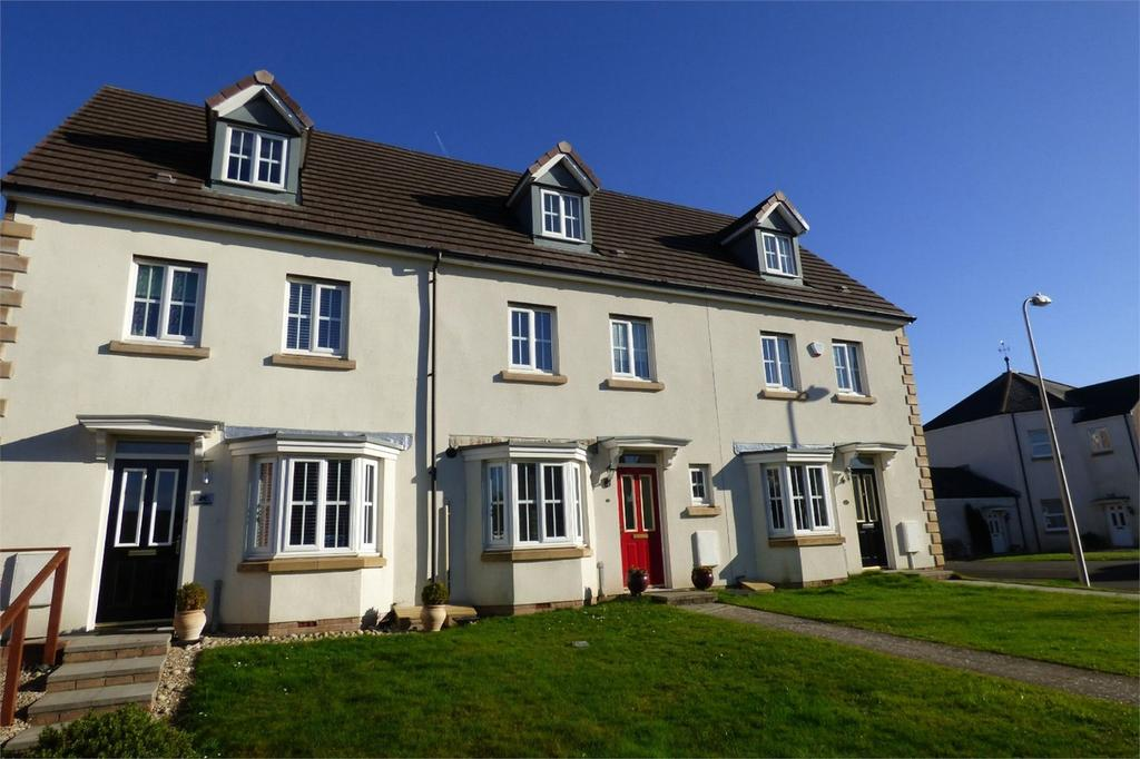4 Bedrooms Terraced House for sale in 25 Bryntirion, Llanelli, Carmarthenshire