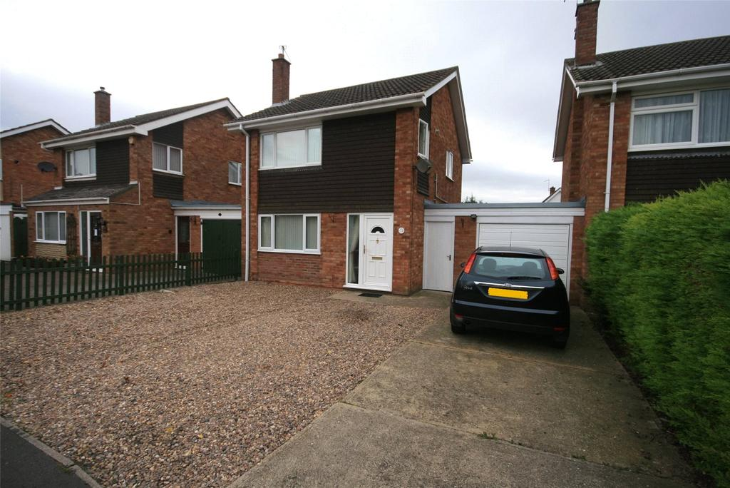 3 Bedrooms Link Detached House for sale in Spice Avenue, Wyberton, PE21