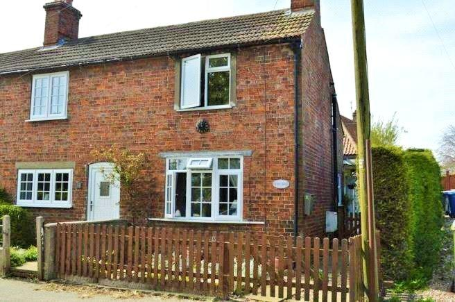 2 Bedrooms Semi Detached House for sale in High Street, Sturton By Stow, LN1