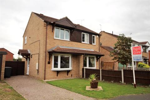 2 bedroom semi-detached house to rent - Elsham Crescent, Lincoln, LN6